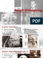 the lindbergh kidnapping