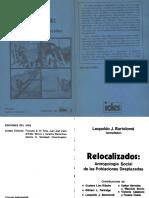 Bartolome Leopoldo - Relocalizaciones Masivas CAP