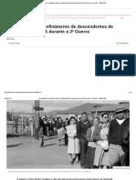 As Cicatrizes Do Confinamento de Descendentes de Japoneses Nos EUA Durante a 2ª Guerra - BBC Brasil