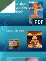Artesanías de La Región Centro