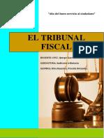 El Tribunal Fiscal Viernes 7 de Julio