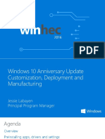 2 05 WindowsCustomization Deployment Manufacturing