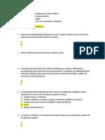 La Institucionalidad Ambiental en Chile Considera