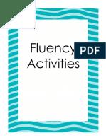 Fluency 20Packet