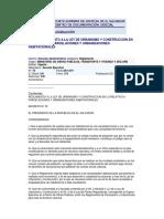 ReglamentoLeyUrbanismoConstruccionRelativoParcelacionesUrbHabitacional