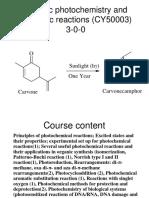 photochemistry 1