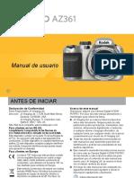 Manual Az361