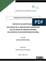 MAITANE MERINO SERNA  Influencia de la respiración controlada  en las cifras de presión arterial de pacientes con hipertensión arterial.pdf
