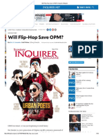 Will Flip-Hop Save OPM_ _ Inquirer Lifestyle