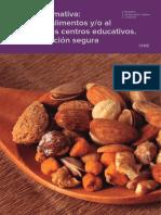 Guia Informativa Alergia Alimentos o Latex