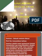 Power Seminar i