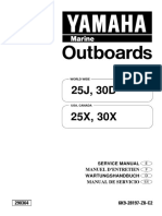 YAMAHA OUTBOARD 30DWH Service Repair Manual X 740451 -.pdf