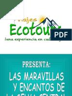 Selva Central Prof Gutierrez 3dias 2noches 2017