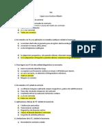 Preguntas Provisionales de Cardio Tc y Rm