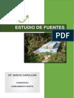 13 - Estudio de Fuentes Nuevo Capulcan