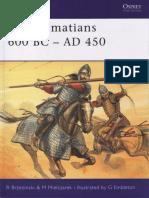 Osprey - Men at Arms 373 - The Sarmatians 600BC - AD450.pdf