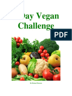 7 Day Vegan Challenge