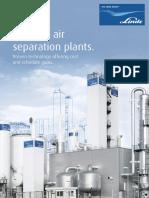 Modular Air Separation Plants