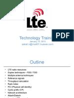 LTE Training 5feb13