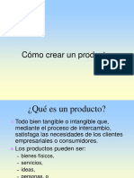 marketing productos