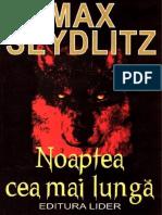 Max Seydlitz - Noaptea Cea Mai Lunga v1.0