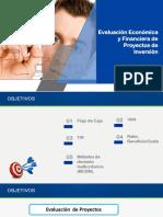 Evaluación Económica Financiera de Proyectos -Ral