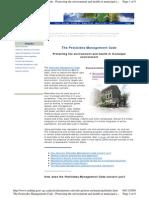 Reference -- Quebec -- 2002 00 00 -- Pesticide Management Code