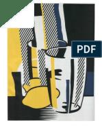 Arts Magazine Roy Lichtenstein