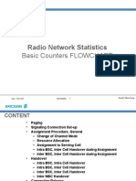 Guideline Radio Network Statistics Flow