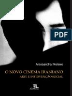 Alessandra Meleiro- O Novo Cinema Iraniano-Escrituras (2014)
