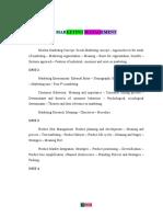 MARKETING_MANAGEMENT_BOOK_1ST_SEM_MBA.doc