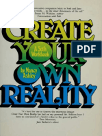 Nancy Ashley Create Your Own Reality a Seth Workbook