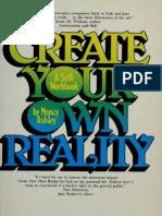 Nancy Ashley Create Your Own Reality a Seth Workbook