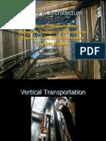 Vertical Transportation