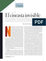 El Cineasta Invisible, Villanueva Chang