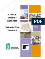 23. Supply Market Analysis