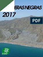 Banderas negras 2017 en Almería