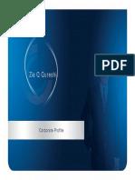 Zia Q Qureshi Corporate Profile
