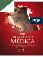 Semiologia - Bates- Propedêutica Médica, 11.ª Edição.pdf