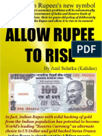 Allow Rupee to Rise - 2010-06