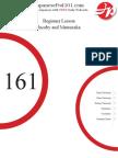Beginner Lesson #161 - Jacoby & Mats 1