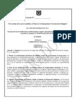 Proyecto de Acuerdo Final Del POT Juank 27jul