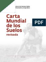 2015_FAO_ Carta Mundial de Los Suelos