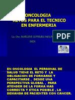 Oncologia Tecnico en Enfermeria