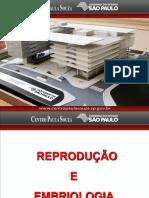 Reprodução e Embriologia