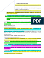 Derecho Administrativo Peru