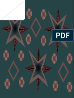 Desain Batik Scarf