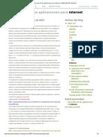 Desarrollo de Las Aplicaciones Para Internet_ COMPUERTAS LÓGICAS