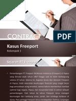 PPT Tata Kelola Freeport