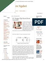 DC Chopper Tipe Boost (Boost Converter) _ Jendela Den Ngabei.pdf